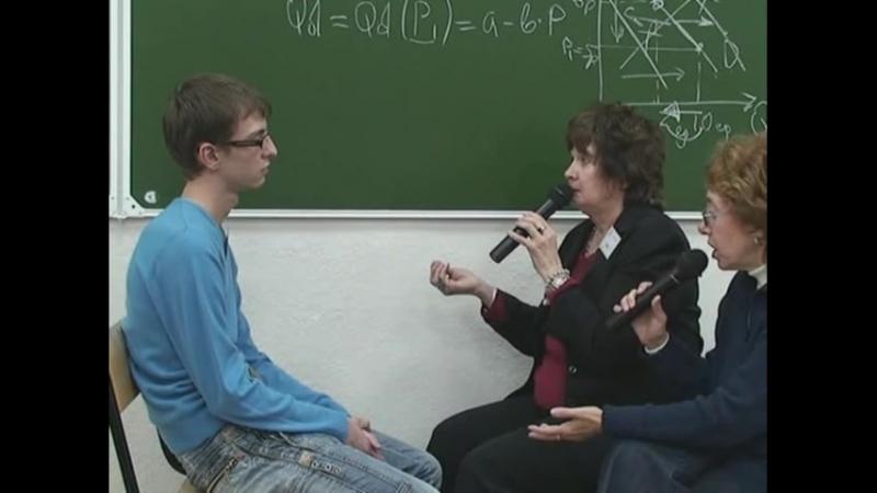 Эриксоновский гипноз из первых рук. Семинар Бетти Эриксон 2008. Часть 4