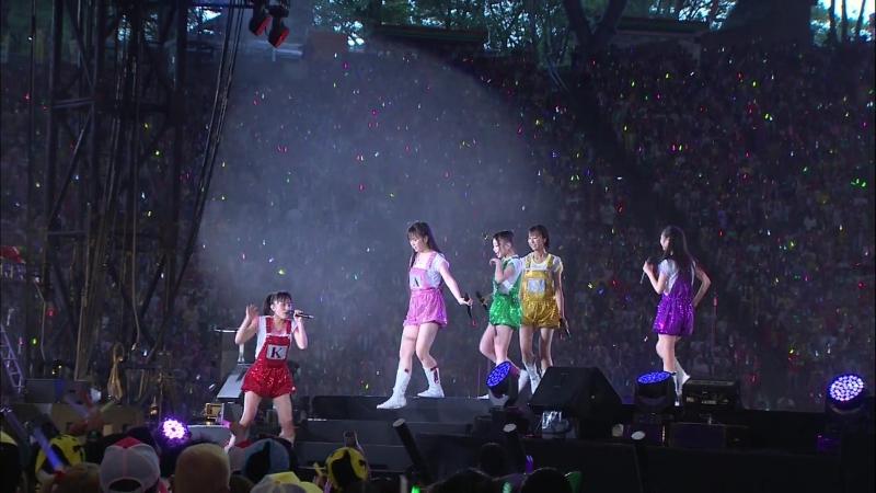 Momoclo Natsu no Bakasawagi SUMMER DIVE 2012 BD1 1 Seibu Dome Taikai 2012 08 05 HD