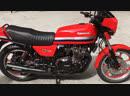 Мотоцикл Kawasaki Gpz1100 B2, 1982 года