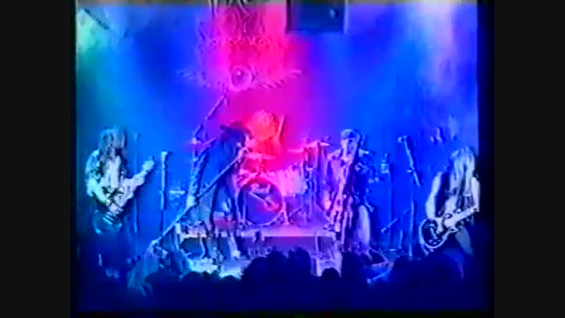 The 69 Eyes - Juicy Lucy (VHS, Promovideo), [1992].