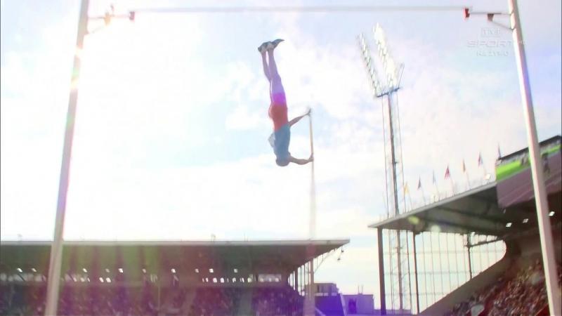 Renaud Lavillenie 5.80 Континентальный Кубок Острава 2018