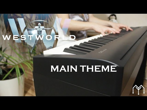 HBO's Westworld - Main Theme - Piano Cover Sheets
