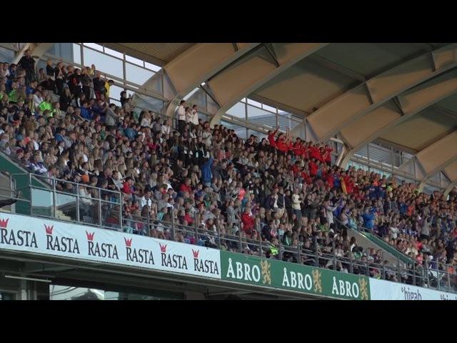 Торжественное открытие Partille Cup 2014