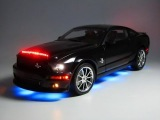 Knight Rider 1:18 Kitt 3000 Shelby Mustang Gt500 KR Umbau LED Beleuchtung