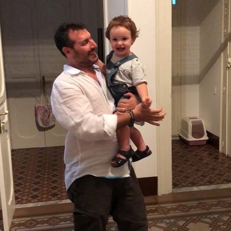 Елизавета Фалей on Instagram Мой любимый итальянский мужчина❤️ Марио❤️ Смотря на него и его родителей хочется сказать👼🏻Девушки рожайте больше де