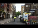 London streets (187.) - Soho (W1) - Lancaster Rd (N4)