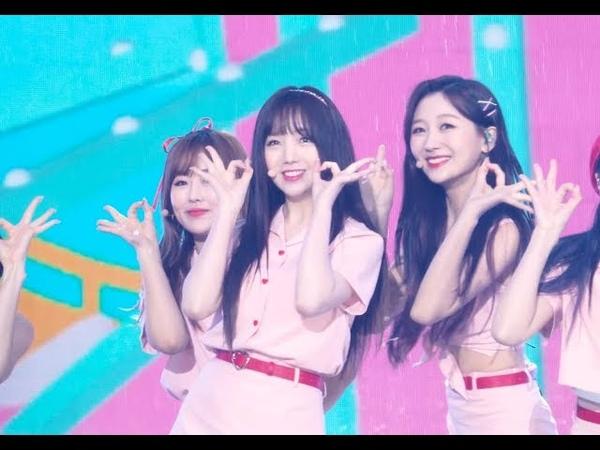 180512 러블리즈 LOVELYZ 케이 KEI 힘내!(Way To Go) 드림콘서트 Dream Concert