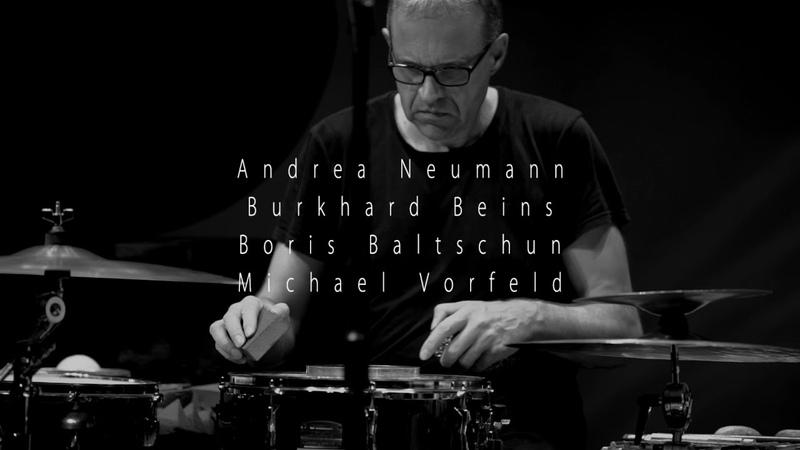 Andrea Neumann, Burkhard Beins, Boris Baltschun, Michael Vorfeld - P Festival 2016
