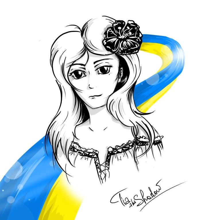 Алёна Свиридова   Киев