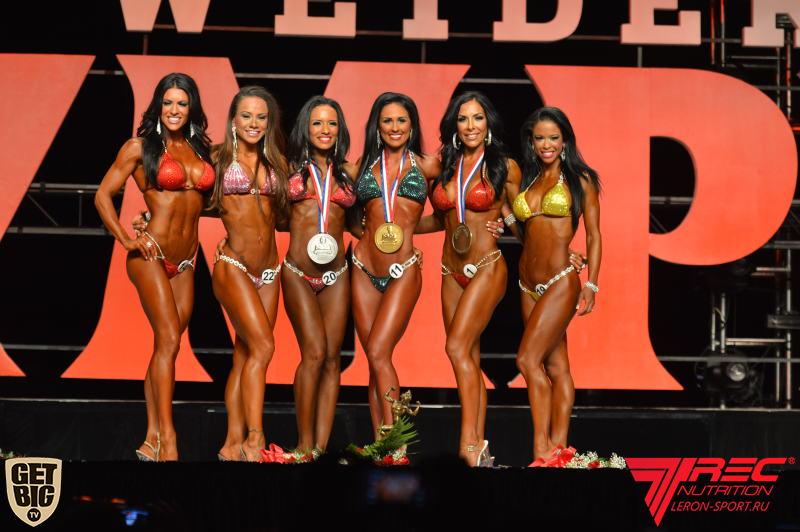 олимпия бикини 2013