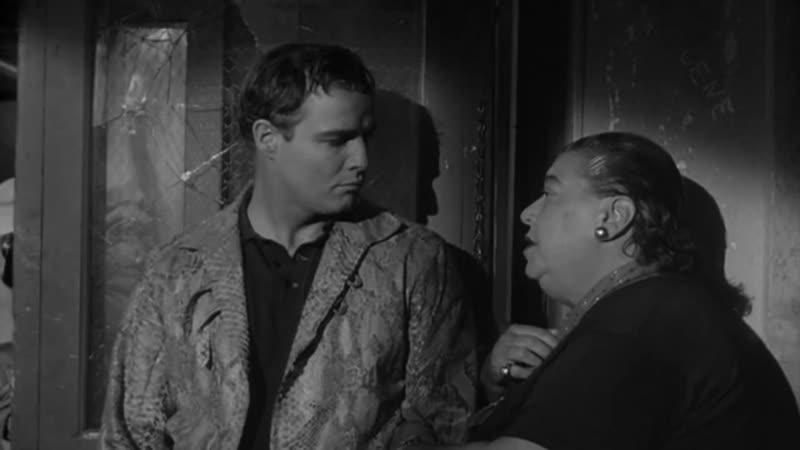 Из породы беглецов / The Fugitive Kind (1960) Режиссер: Сидни Люмет / драма, мелодрама