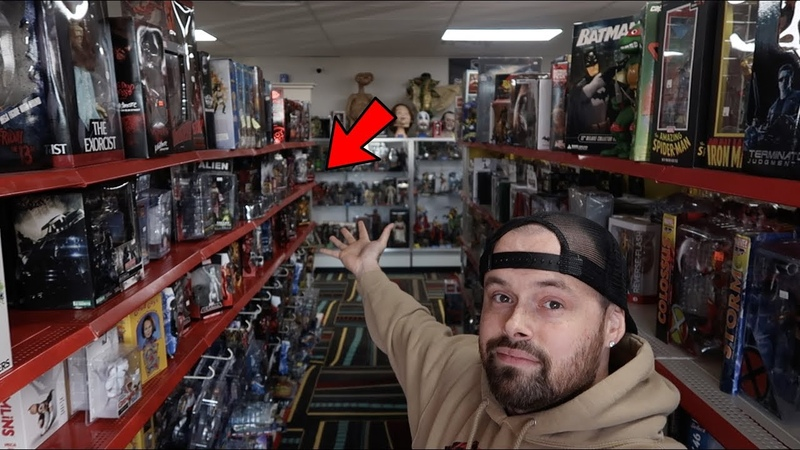 TOY HUNTING MARVEL LEGENDS (NEW AND OLD), MEZCO ONE12, STAR WARS FIGURES AND MORE!