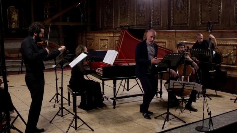 56 (3) J. S. Bach - Ich will den Kreuzstab gerne tragen BWV 56 3. Endlich, endlich wird mein Joch - Jakob Bloch Jespersen