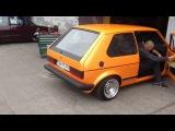 VW Golf MK1 GTD
