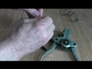 Автомобильная контролька из рубля, лампы и провода. Полезный совет от автоэлектр