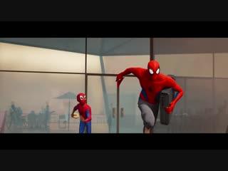 Человек-паук: Через вселенные   Spider-Man Into the Spider-Verse