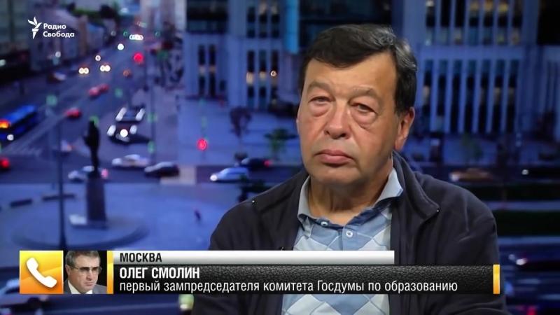 Евгений Гонтмахер - Пенсия отменяется? (15.06.2018)