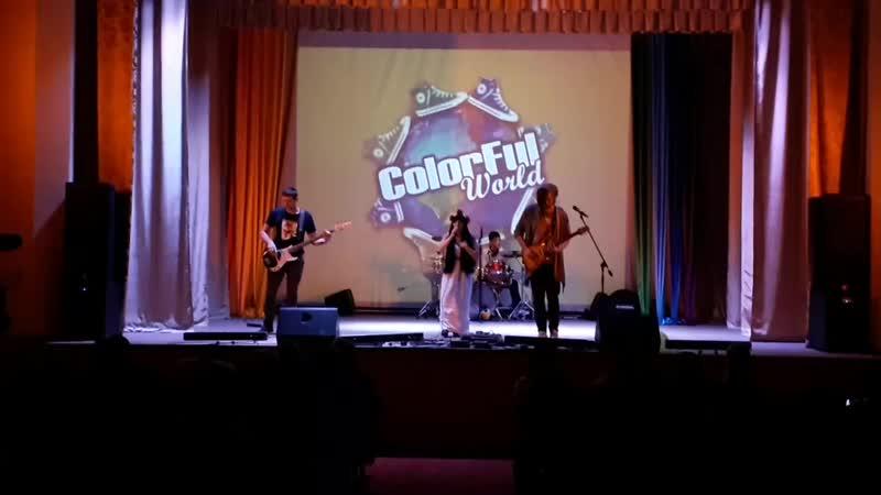 10.11.2018 V межрайонный фестиваль субкультур color full world