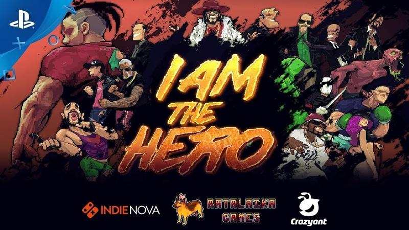 PS4\PSV - I Am The Hero