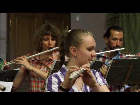 Despacito (L.Fonci) - Камерный ансамбль FluteVirtuosus (Флейты) - Анна Махова
