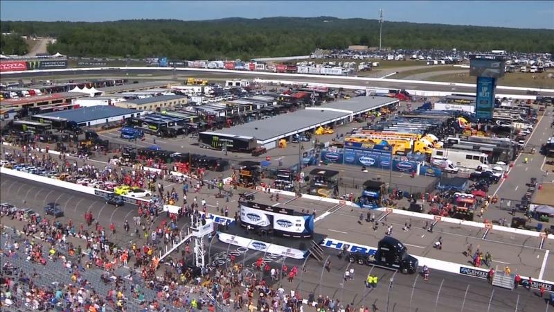 Battle Camera - New Hampshire - Round 18 - 2018 NASCAR XFINITY Series
