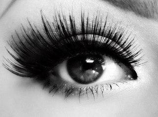 Выразительный макияж мендалевидных глаз