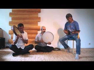 Mahmud Salah, Vugar Tahirov & Bolot Bairyshev - Home Improvisation 2013