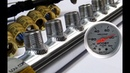 TIG Welding Aluminum Fabrication Water Manifold Pressure Leak Test