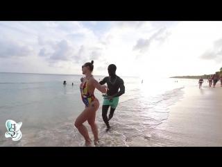 Mouaze Sonia @ Les Salines Beach, Martinique