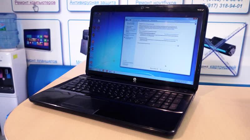Ноутбук HP Pavilion G7-2316er /AMD A10-4600M 2.3 Ghz/4gb DDR3/HDD 1Tb с пробегом