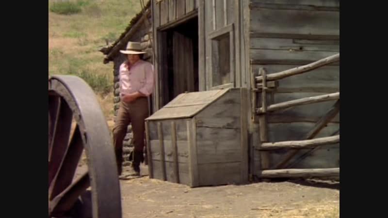 La Casa de la Pradera 4x06 - El granuja de Walnut Groveo