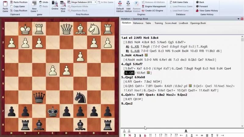 7 хитрых ловушек в дебюте, в которые точно попадутся! _ Chess openings traps