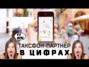 Целевая Программа Таксфон - Партнер в цифрах за 16 минут