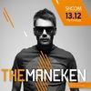 13.12 - THE MANEKEN (UA, LIVE!) @ SHMSPRCLB