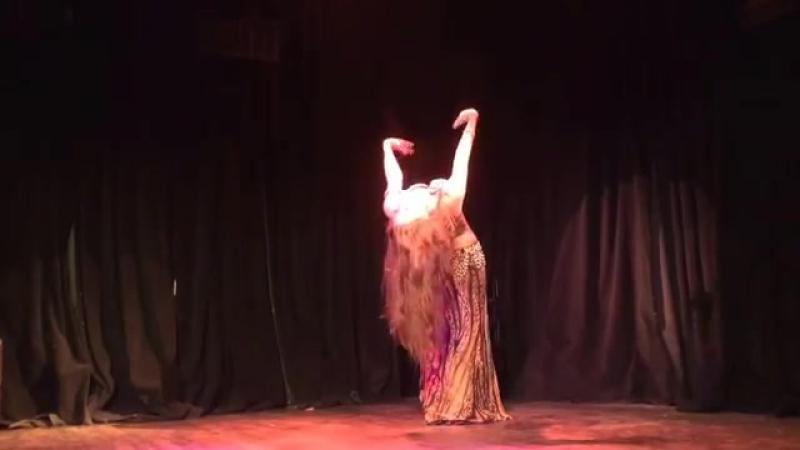 Sadie marquardt NYC 2nd performance at Drom 2015 14119