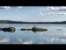 Остров Галька на озере Иткуль