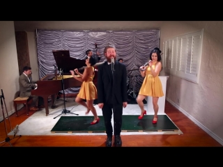 Umbrella - Vintage Singin in the Rain Style Rihanna Cover ft. Casey Abrams The Sole Sisters