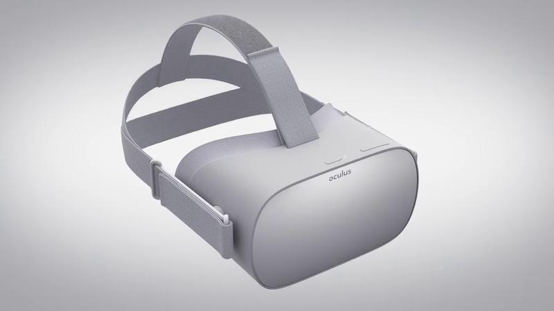 Наше оборудование - Oculus Go