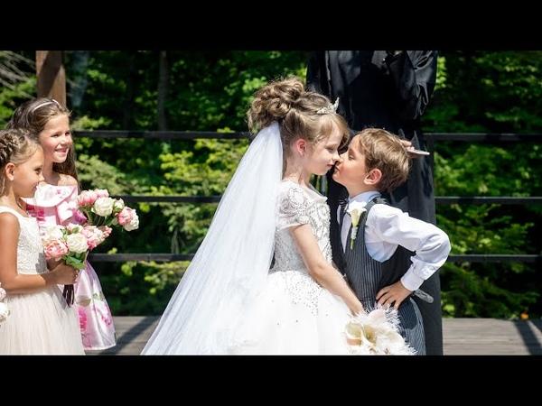Married in 6 years little bride