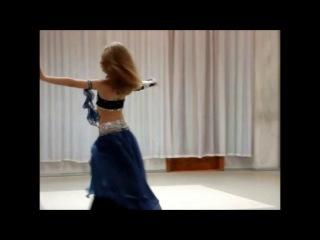 Восточная танцовщица 9 лет