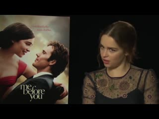 [gretchentwo] emilia clarke is the sweetest actress in hollywood