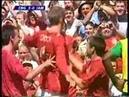 Liverpool Peter Crouch in Robokop