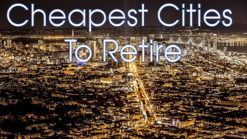 10 Cheapest Cities in the US To Retire