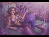 Mermaid (Русалка) Speed Paint
