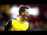 Mesut Özil - Ultimate Skills Show - 2014/2015 | Arsenal F.C. 720p HD