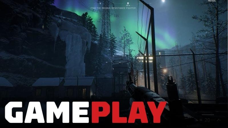 Появился первый геймплей сюжетной кампании в Battlefield 5 смотреть онлайн без регистрации