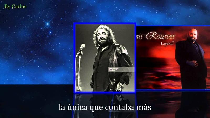 Names,Demis Roussos (Subtitulada al español)