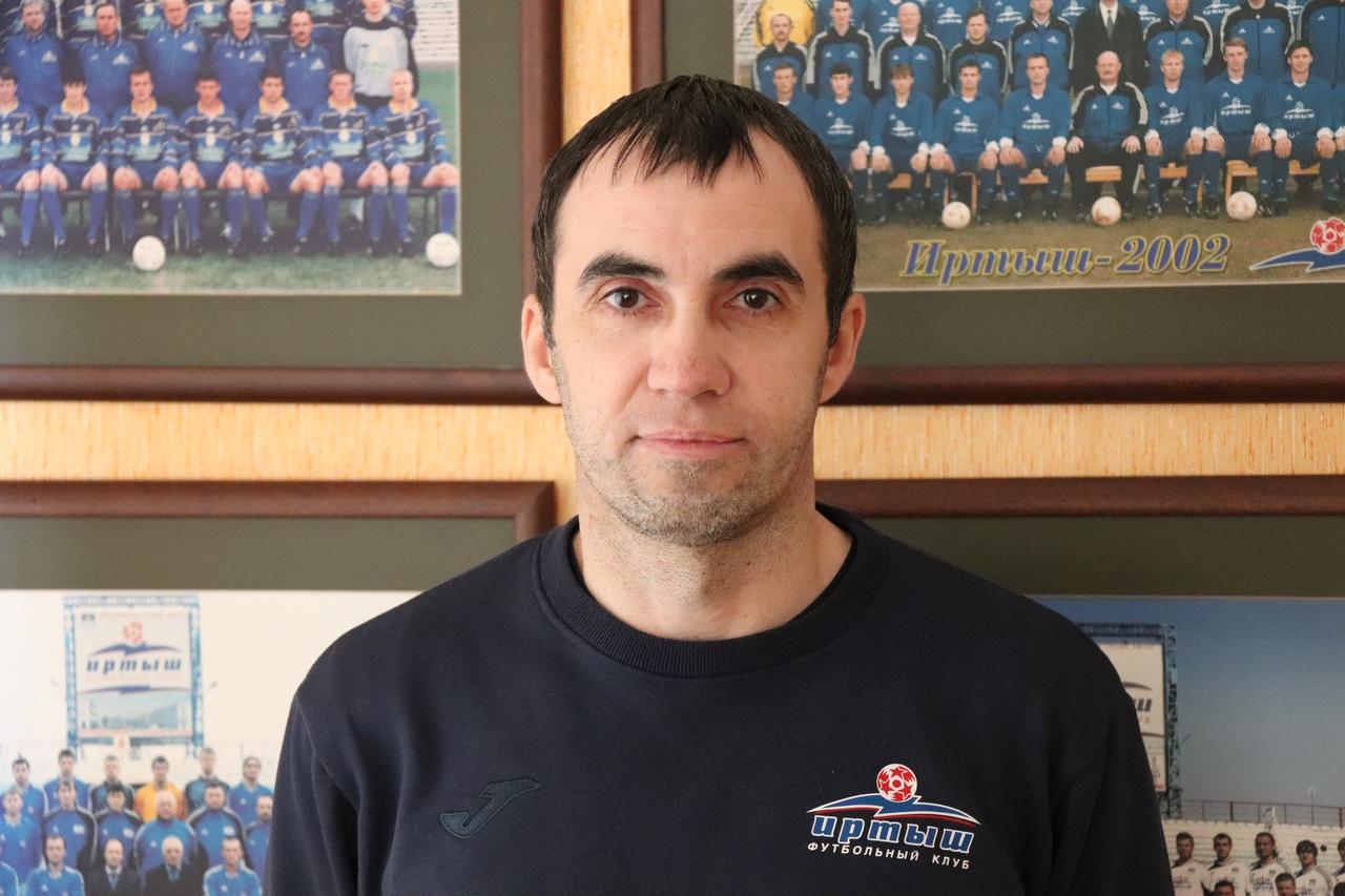 Антон Багаев принял решение завершить игровую карьеру (19.03.2019)