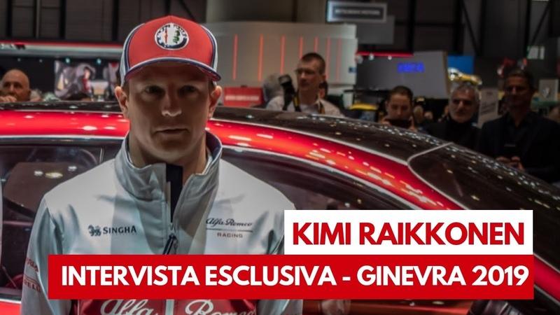 """Kimi Raikkonen """"Vogliamo continuare a rendere la macchina più veloce"""