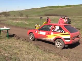 1 этап Кубка Луганска по ралли-спринту. Луганск 24